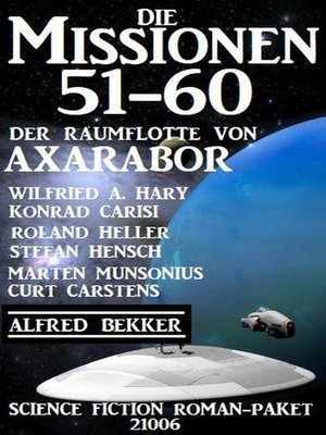cover image of Die Missionen 51-60
