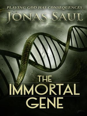 cover image of The Immortal Gene