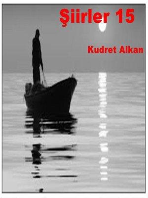 cover image of Şiirler 15