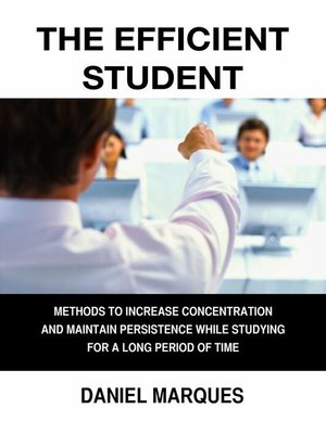 cover image of The Efficient Student
