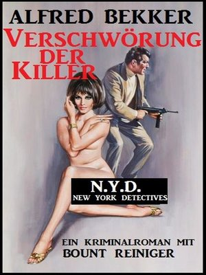cover image of Bount Reiniger--Verschwörung der Killer