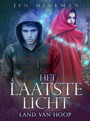 cover image of Land van hoop: Het laatste licht, #2