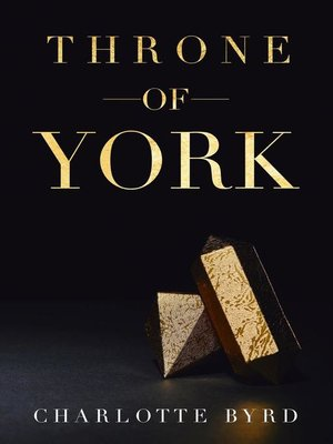 cover image of Throne of York
