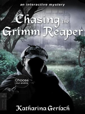 cover image of Chasing the Grimm Reaper