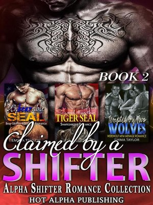 cover image of Claimed by a Shifter