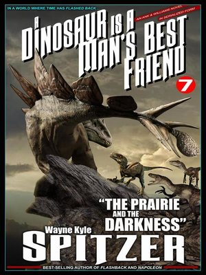 cover image of A Dinosaur Is a Man's Best Friend