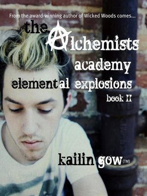 cover image of The Alchemists Academy Book 2