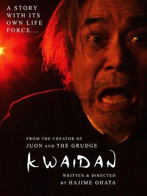 cover image of Kwaidan