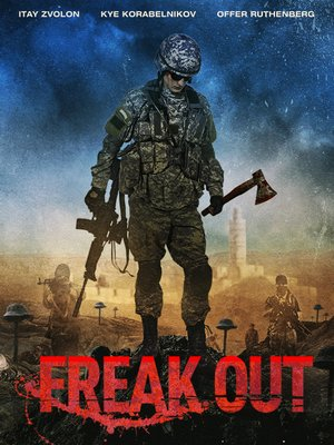cover image of Freak Out