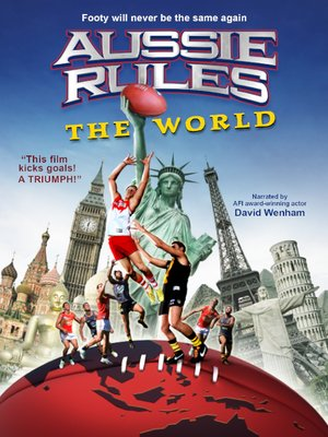 cover image of Aussie Rules the World