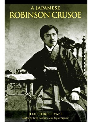 cover image of A Japanese Robinson Crusoe