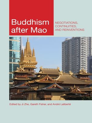 cover image of Buddhism after Mao