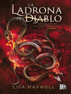 cover image of La ladrona del diablo