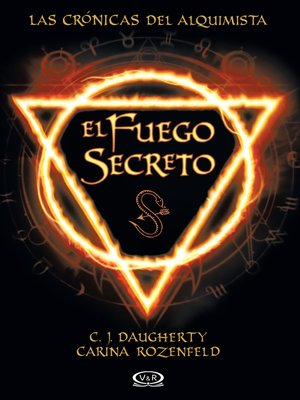 cover image of El fuego secreto