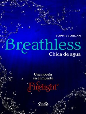 cover image of Breathless - Chica de agua