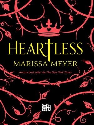 cover image of Heartless