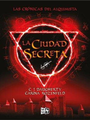 cover image of La ciudad secreta