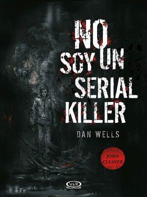 cover image of No soy un serial killer