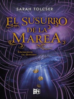 cover image of El susurro de la marea