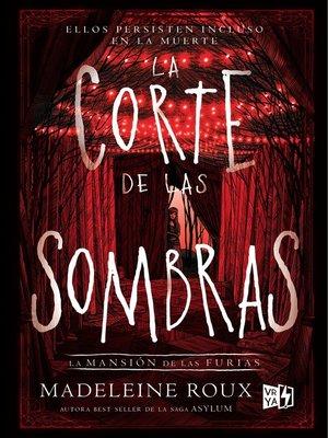 cover image of La corte de las sombras