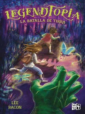 cover image of Legendtopia. La batalla de Tirra.