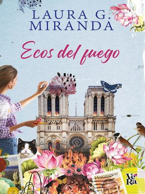 cover image of Ecos del fuego