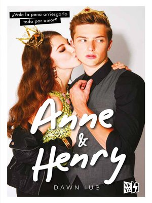 cover image of Anne & Henry