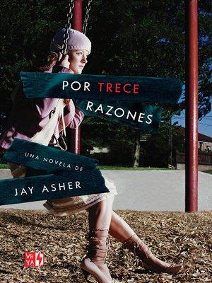 cover image of Por trece razones