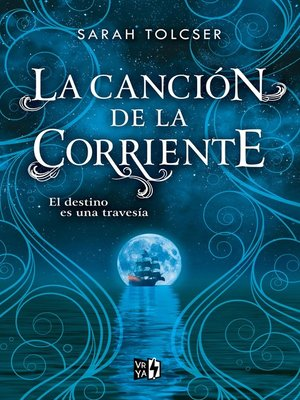 cover image of La canción de la corriente