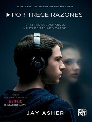 cover image of Por trece razones (tapa Netflix)