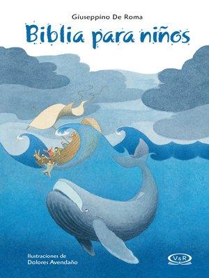 cover image of Biblia para niños