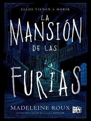 cover image of La mansión de las furias