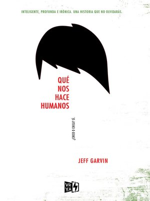 cover image of Qué nos hace humanos
