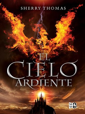 cover image of El cielo ardiente