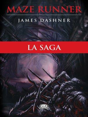cover image of Saga Maze Runner