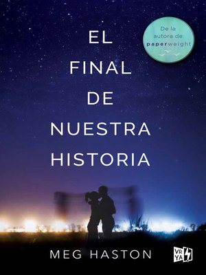 cover image of El final de nuestra historia