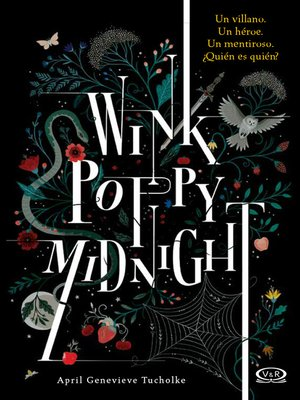 cover image of Wink Poppy Midnight