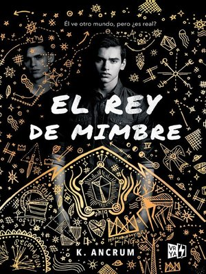 cover image of El rey de mimbre