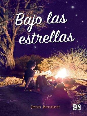 cover image of Bajo las estrellas