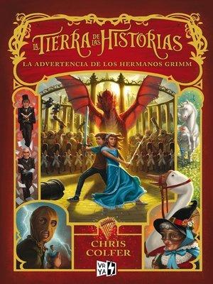 cover image of La tierra de las historias
