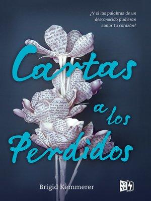 cover image of Cartas a los perdidos