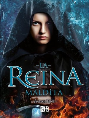 cover image of La reina maldita