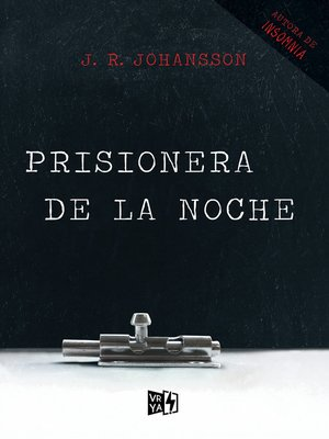 cover image of Prisionera de la noche