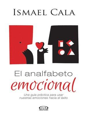 cover image of El analfabeto emocional
