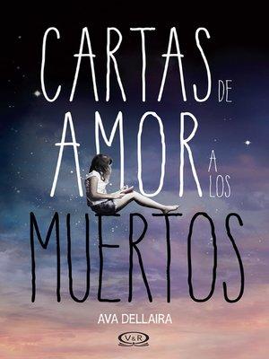 cover image of Cartas de amor a los muertos