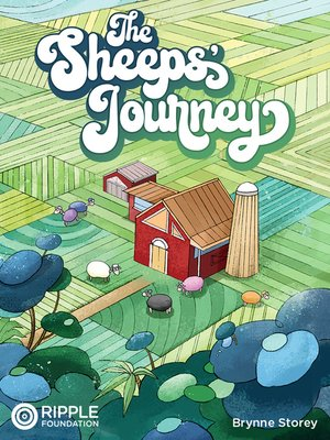 cover image of The Sheeps' Journey