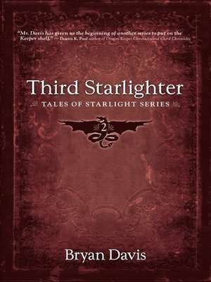 cover image of Third Starlighter