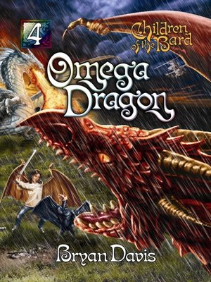 cover image of Omega Dragon