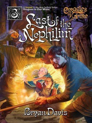 cover image of Last of the Nephilim
