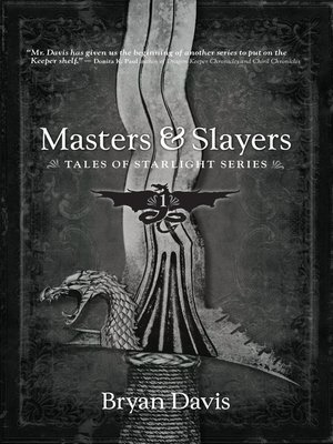 cover image of Masters & Slayers
